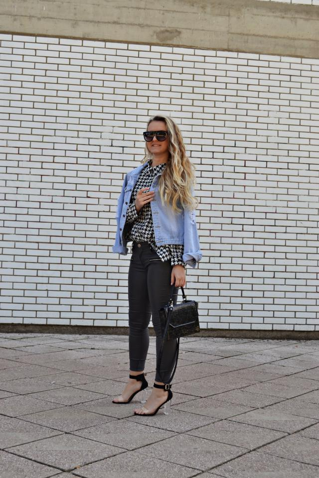 #outfit #fashion #streetstyle #blacksunglasses