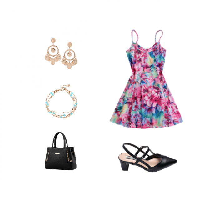a cute mother\'s day outfit #mothersday