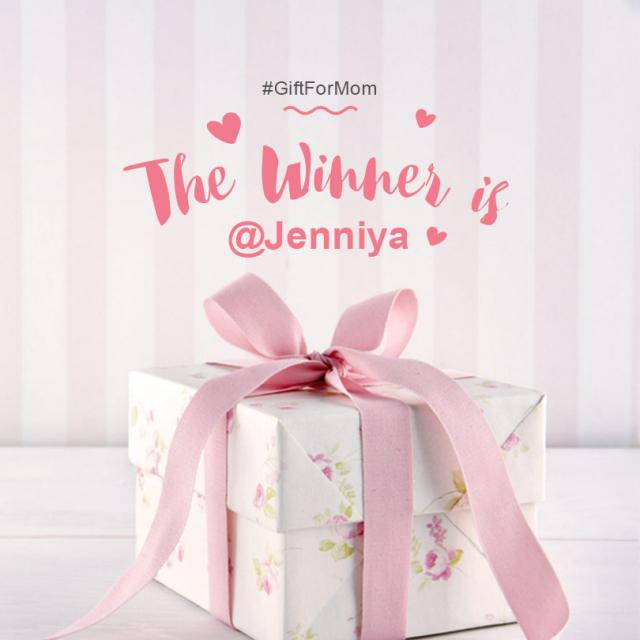【Winner Announcement】 