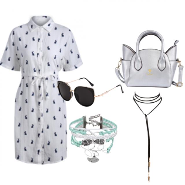 #floralprint #zaful dress #followme # outfit dress #my upload #teen #zaful jewelry #summer  style #teen
