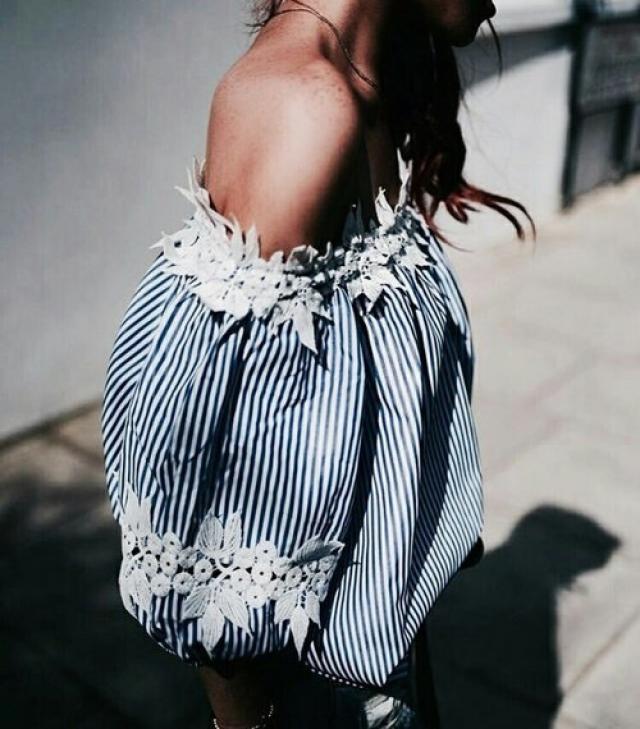 #thongbikini #zafulhits #floralprint #springbreak2017 #embroidery #lookalike #fashion #ootd #offshoulder #floralprint
