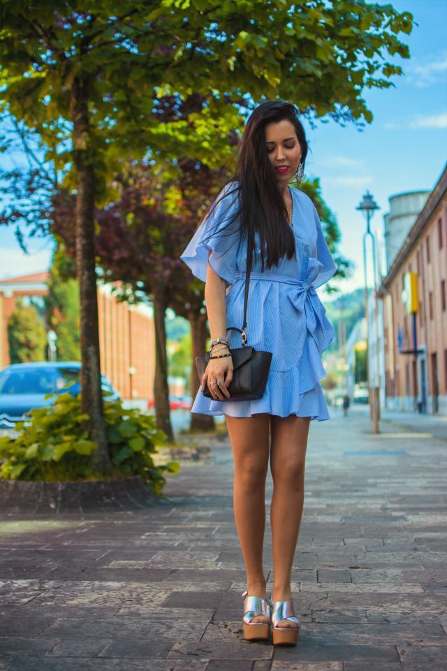 Dress by Zaful #BrunetteAmbition