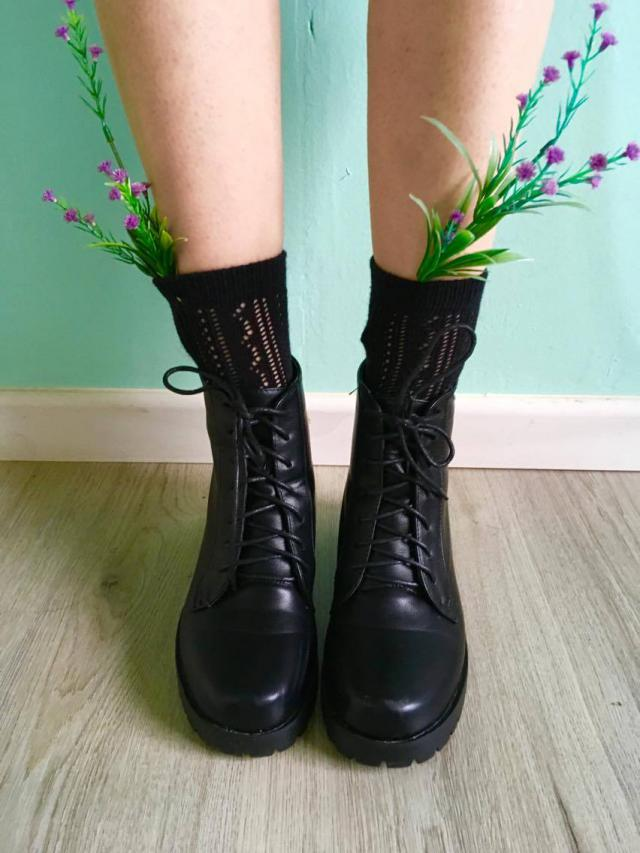 Flowers&Boots