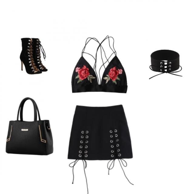 #gotolook #shoeslover #loveselfie #dressforidol #flatlay #partydress