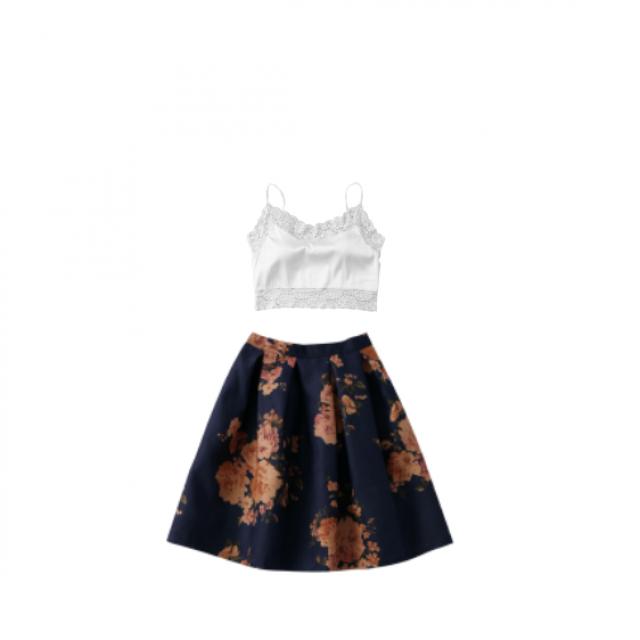 #dressforidol #flatlay #gotolook #nailart #partydress #shoeslover