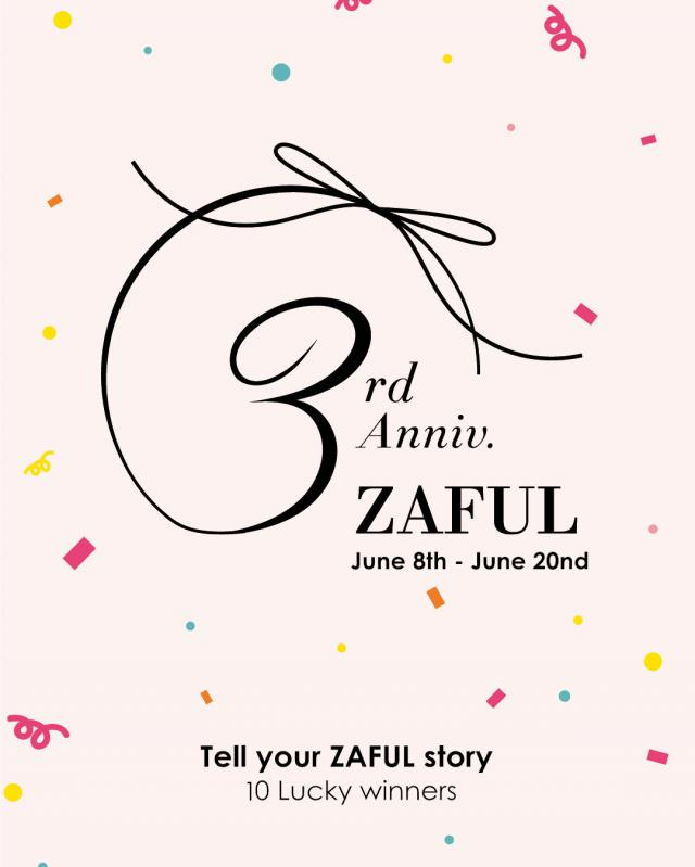 In the coming June 15th, ZAFUL is officially 3 years old !