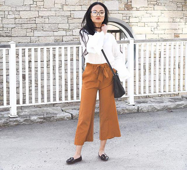 #outfit #zaful #culottes  http://nouw.com/anneliaaland instagram: anneliaaland