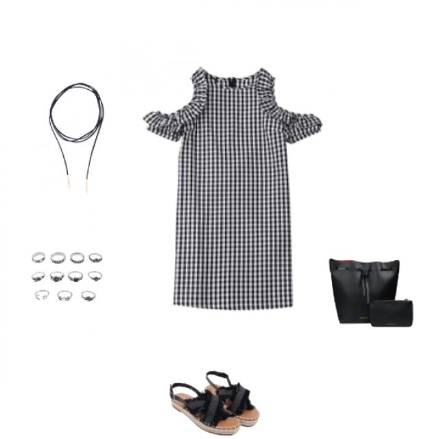 #dressforidol #shoeslover #springbreak2017 #gotolook #partydress