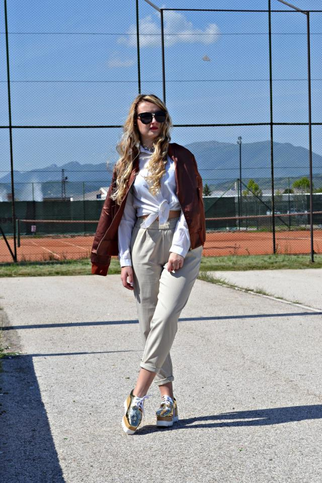 This is my new #outfit on the #blog 