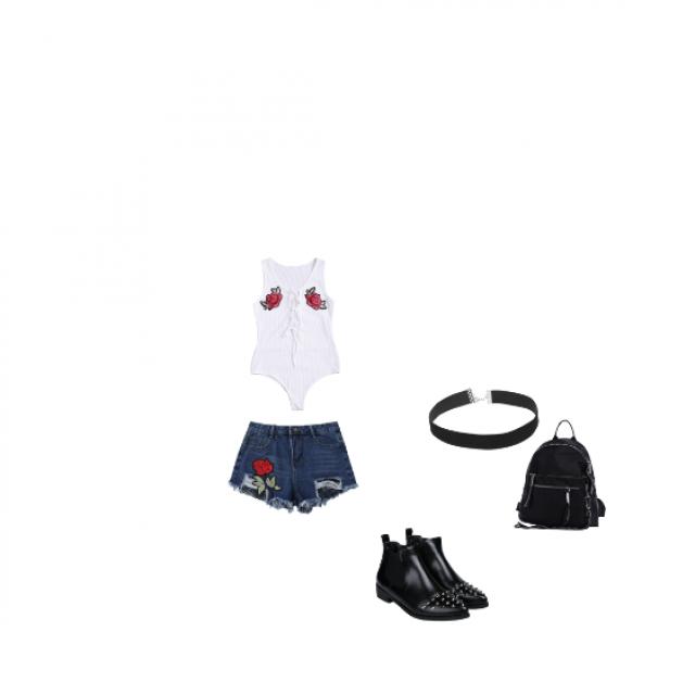 #denimlove #springbreak2017 #shoeslover #nailart #dressforidol
