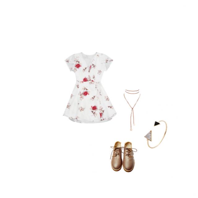 #denimlove #springbreak2017 #dressforidol