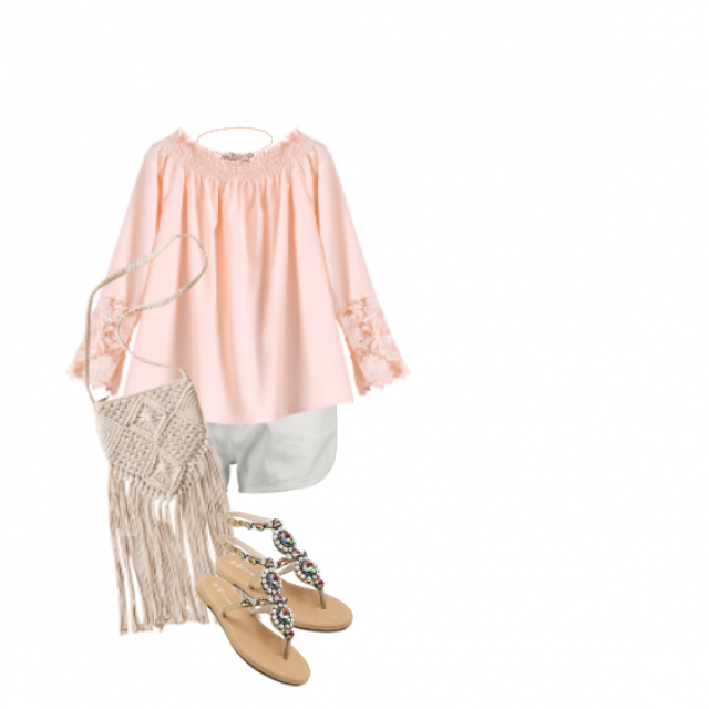#pink#spring#beach#summer#shorts