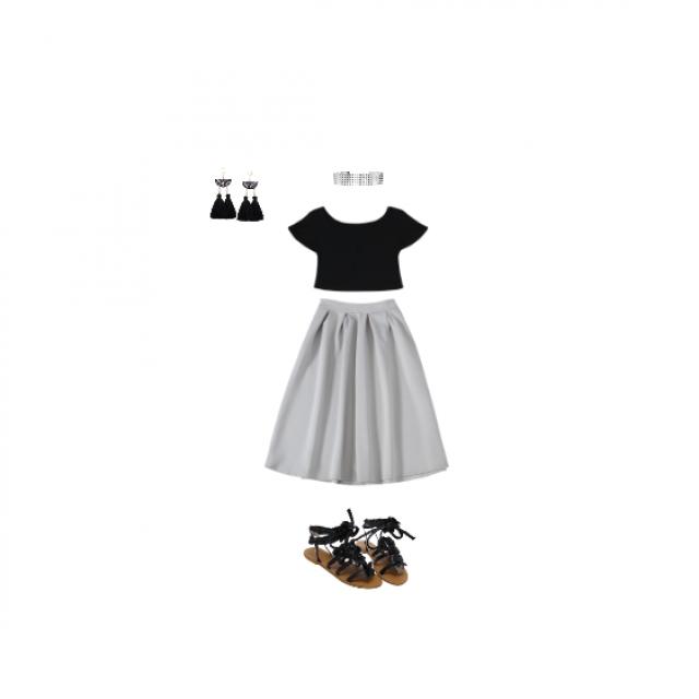 #black #skirtlove