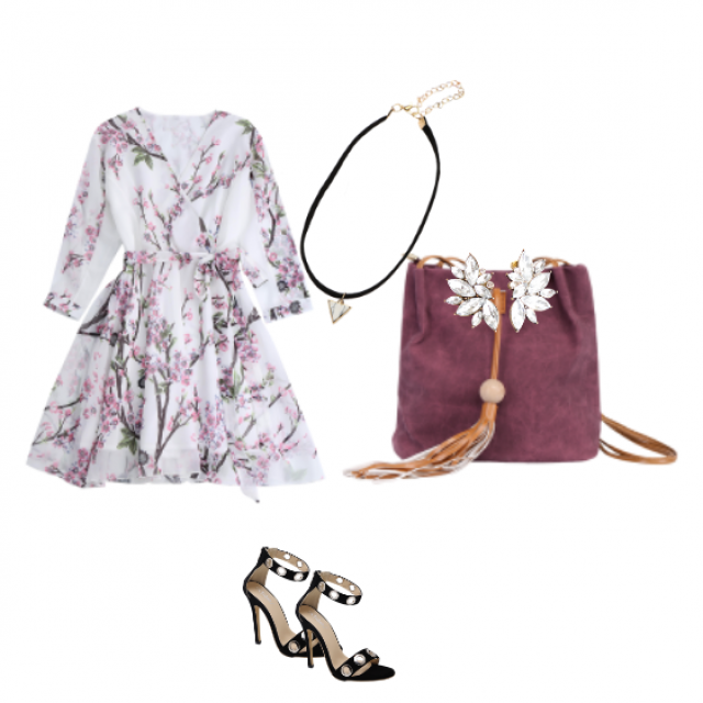 #dressforidol #gotolook #springbreak2017 #partydress