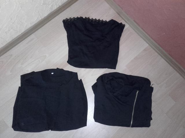 Dwie bluzki i jedna narzutka, moja kolejna paczka z Zaful.com.