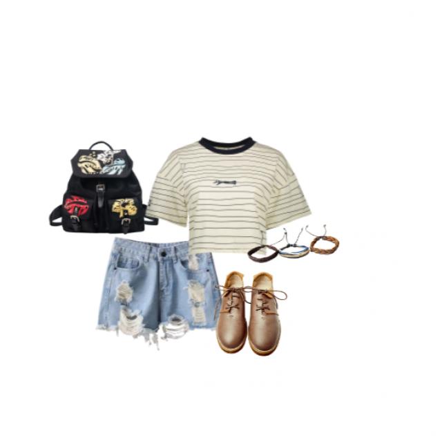 #denimlove #springbreak2017 #90\'s #springday #ootd #outfit