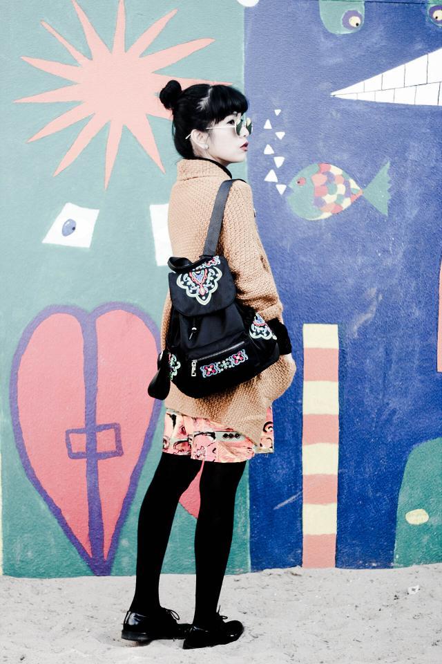 www.theshoenazi.com #floralprint #embroidery #dressforidol #shoeslover #springbreak2017 #gotolook