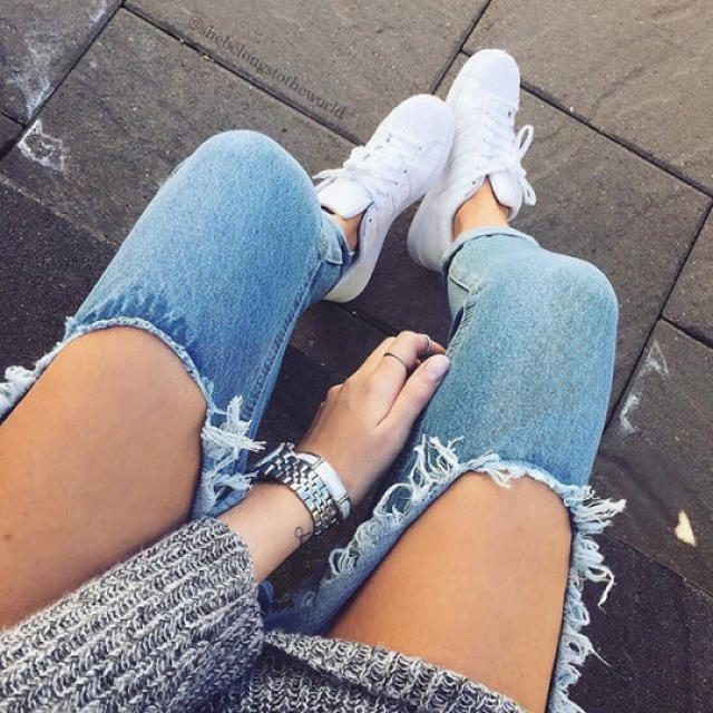 Beautiful sneakers,outfit,street style#springbreak2017 #loveselfie #gotolook