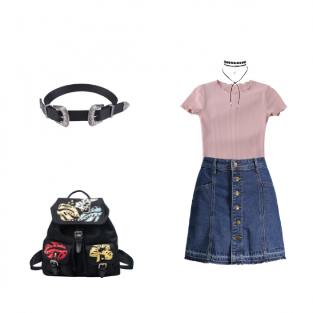 Weekend with girlfriends? perfect outfit!