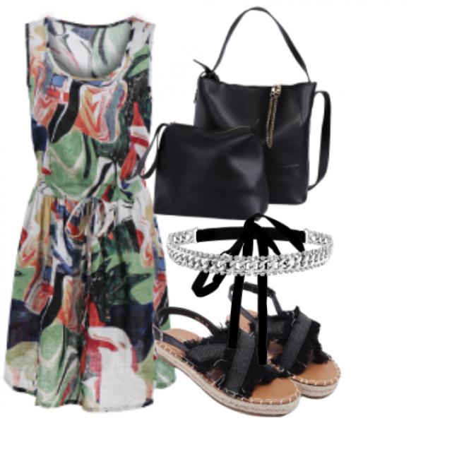 #dressforidol #flatlay #gotolook #nailart #shoeslover #partydress #petslover #springbreak2017 #loveselfie