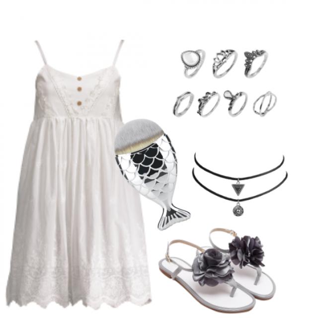 //Summer dress//