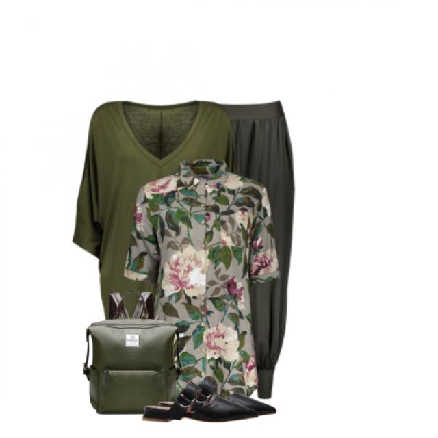 #getthelook#stylish#flowerprint#spring
