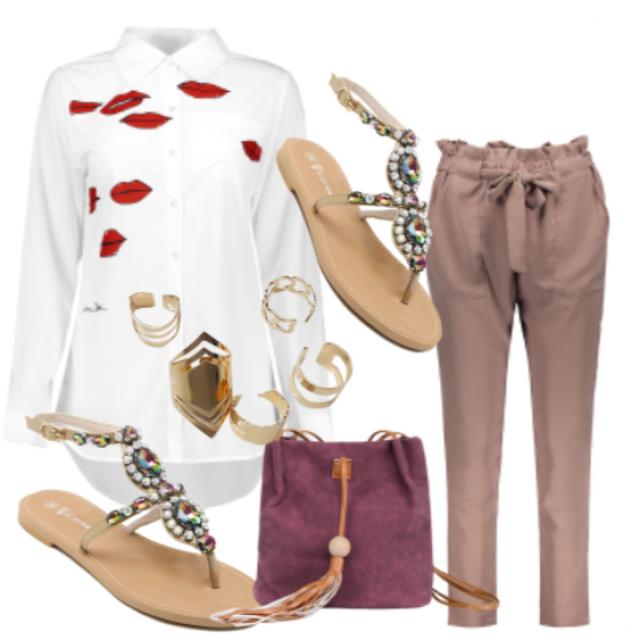 Elegant Style !!  #dressforidol #flatlay #gotolook #nailart #shoeslover #partydress #springbreak2017 #petslover