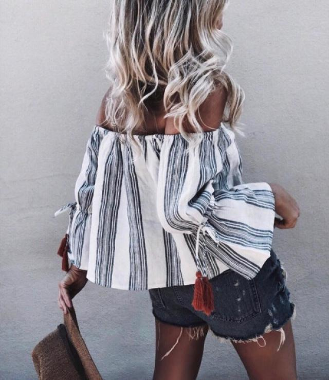 GET MORE,WOMEN FASHION,LOOK THIS#springbreak2017 #denimlove #gotolook #loveselfie
