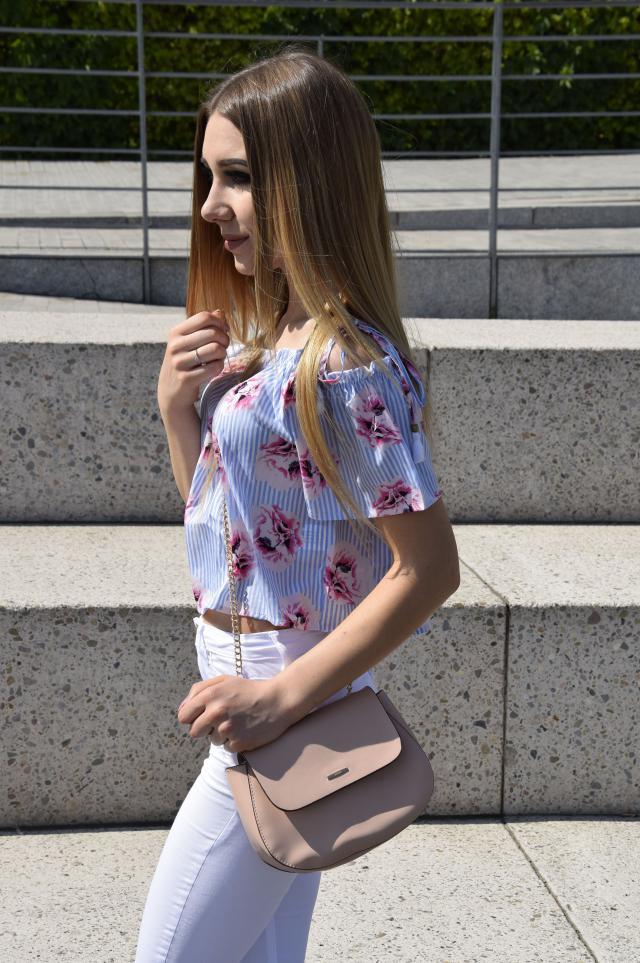 #flowerlove #polishgirl #polishblogger #roseprint #springbreak2017