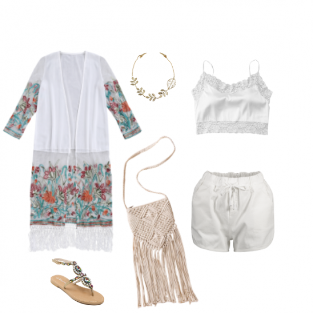 #look #fashion #set #collage #summer #trend