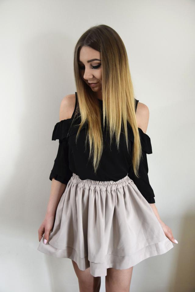 #polishgirl #skirt  #lookoftheday #springbreak2017