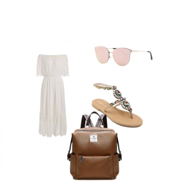 #springbreak2017 #shoeslover #dressforidol