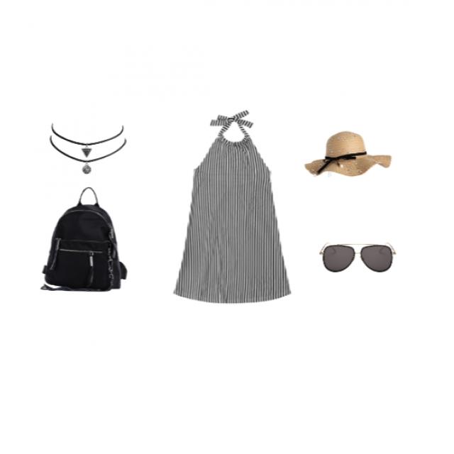 #dressforidol #flatlay #gotolook #nailart #partydress #shoeslover #springbreak2017 #petslover #loveselfie #denimlove