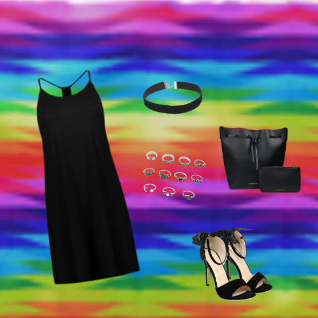 #partydress #gotolook #dressforidol