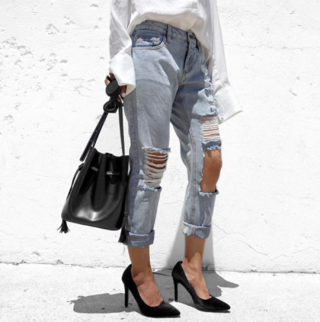 Do you like it? #denim #summer #fashion #ootd #outfit