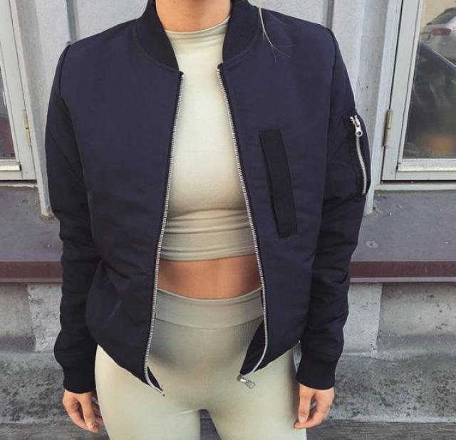 black bomber jacket #jacket #blackjacket #tumblr #baddies #model #winter #autumn #summer