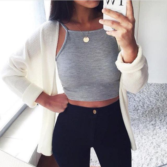 Beautiful halter top! do you like it? let me know in the comments!♥♥♥♥♥♥♥♥♥♥ #haltertop #top