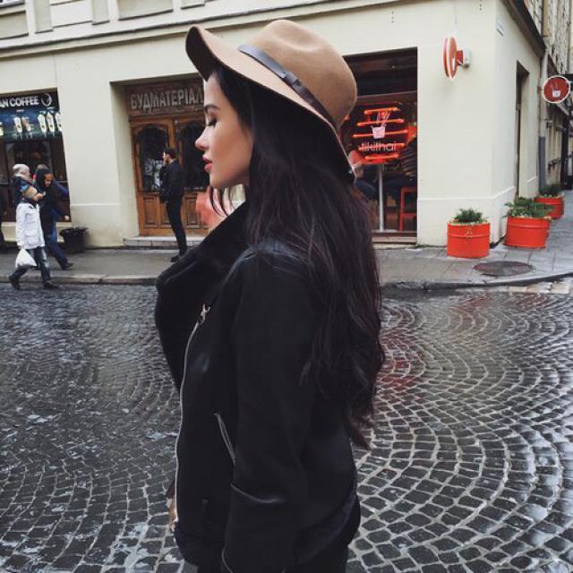 Felt Floppy Hat #hat #summer #summerhat #tumblr #instagram #indie #boho #coachella #models