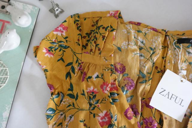 #embroidery  #3anniv #floralprint #flatlay #gotolook