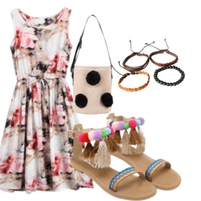 # Summer sandals