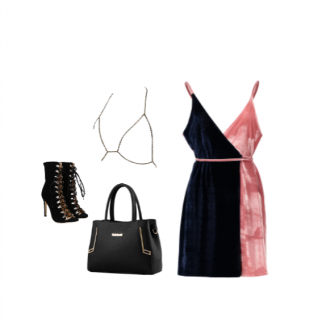 A super cute and put together outfit. Enjoy!