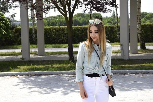 #denimlove #polishgirl #spring #style