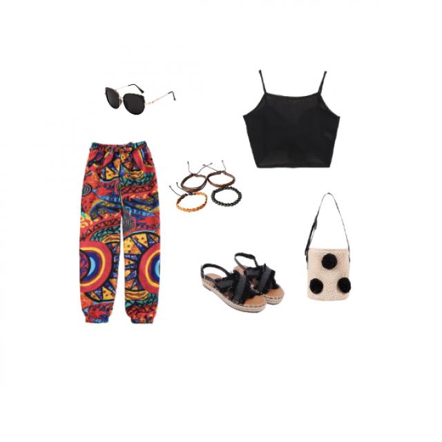 Un outfit perfecto para el verano <3