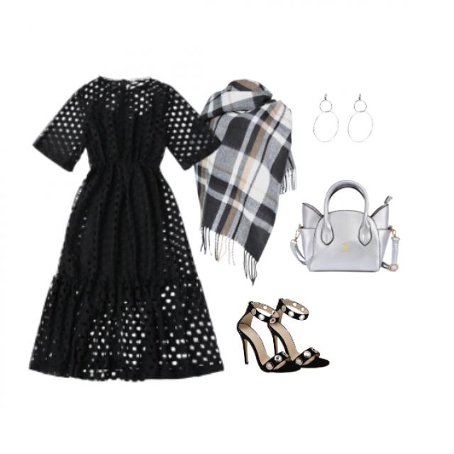 #girlsnightout #soiree #cocktaildress #datenight