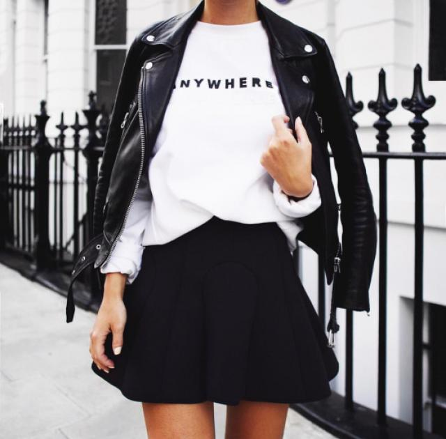 Beautiful lack jacket! do you like it? let me know in the