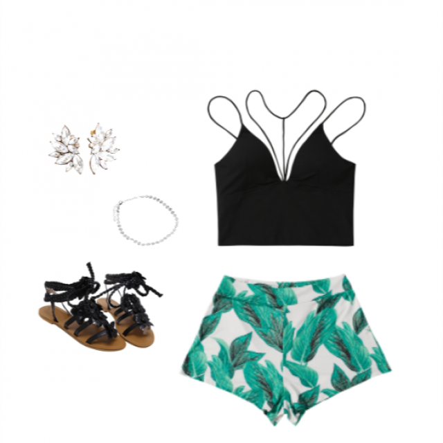 Green is for sure a great colour to pick up for this summer!