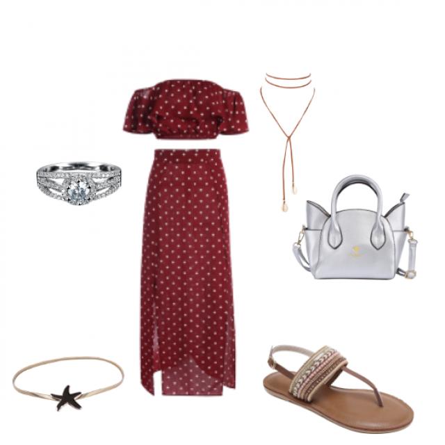 #summerlook #longdresses