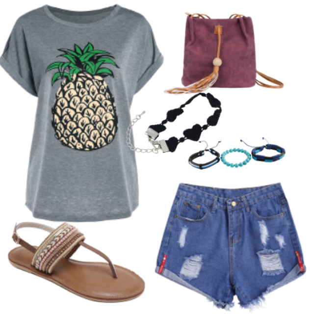 #Sexy summer style
