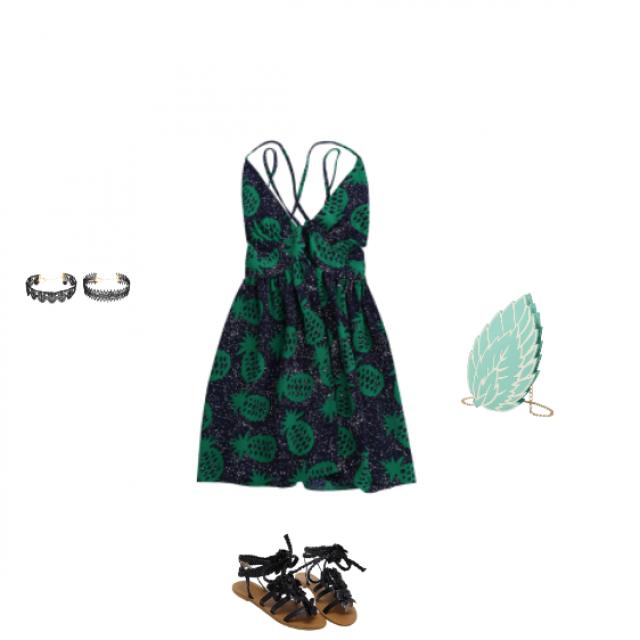 #hellosummer #dresslover #lookoftheday