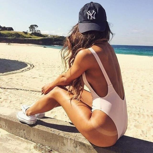 Pink bikini is such a great summer piece :) #fashion #summer #bikini #style #trend